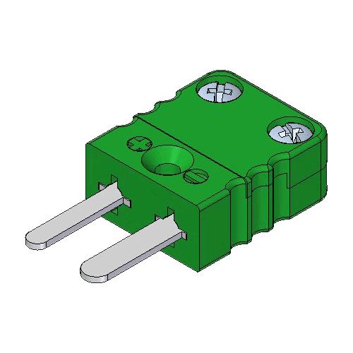 Fmp K Type K Miniature Thermocouple Plug Thermosense Direct