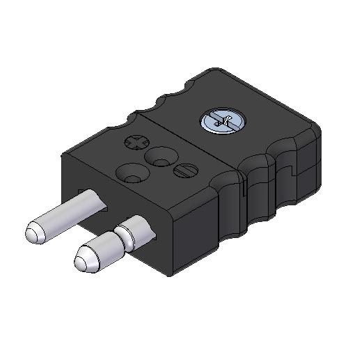 Rsp J Type J Standard Thermocouple Plug Thermosense Direct